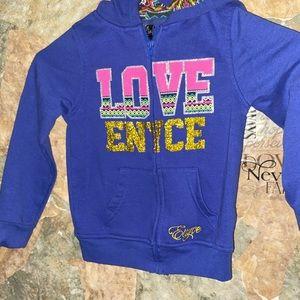 Enyce kids jacket